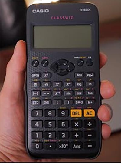 Вычисления на уроках математики с калькулятором Casio серии CLASSWIZ fx-82EX, fx-991EX